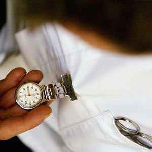 Verpleegsterhorloge