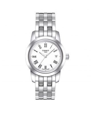 Tissot Horloge Classic Dream T0332101101300 (Zilver)