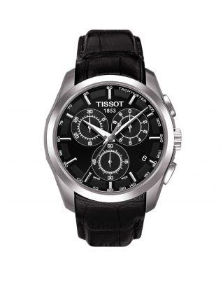 Tissot Horloge Couturier T0356171605100 (Zwart)