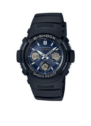 G-Shock Horloge AWG-M100SB-2AER (Zwart)