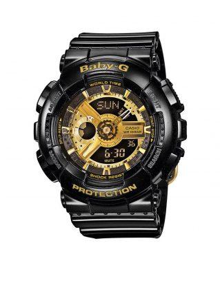 Baby-G Horloge BA-110-1AER (Zwart)
