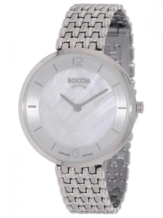 Boccia Dameshorloge titanium 3244-05